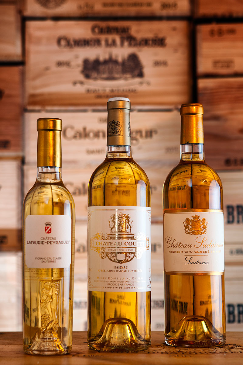 Bordeaux - Sauternes