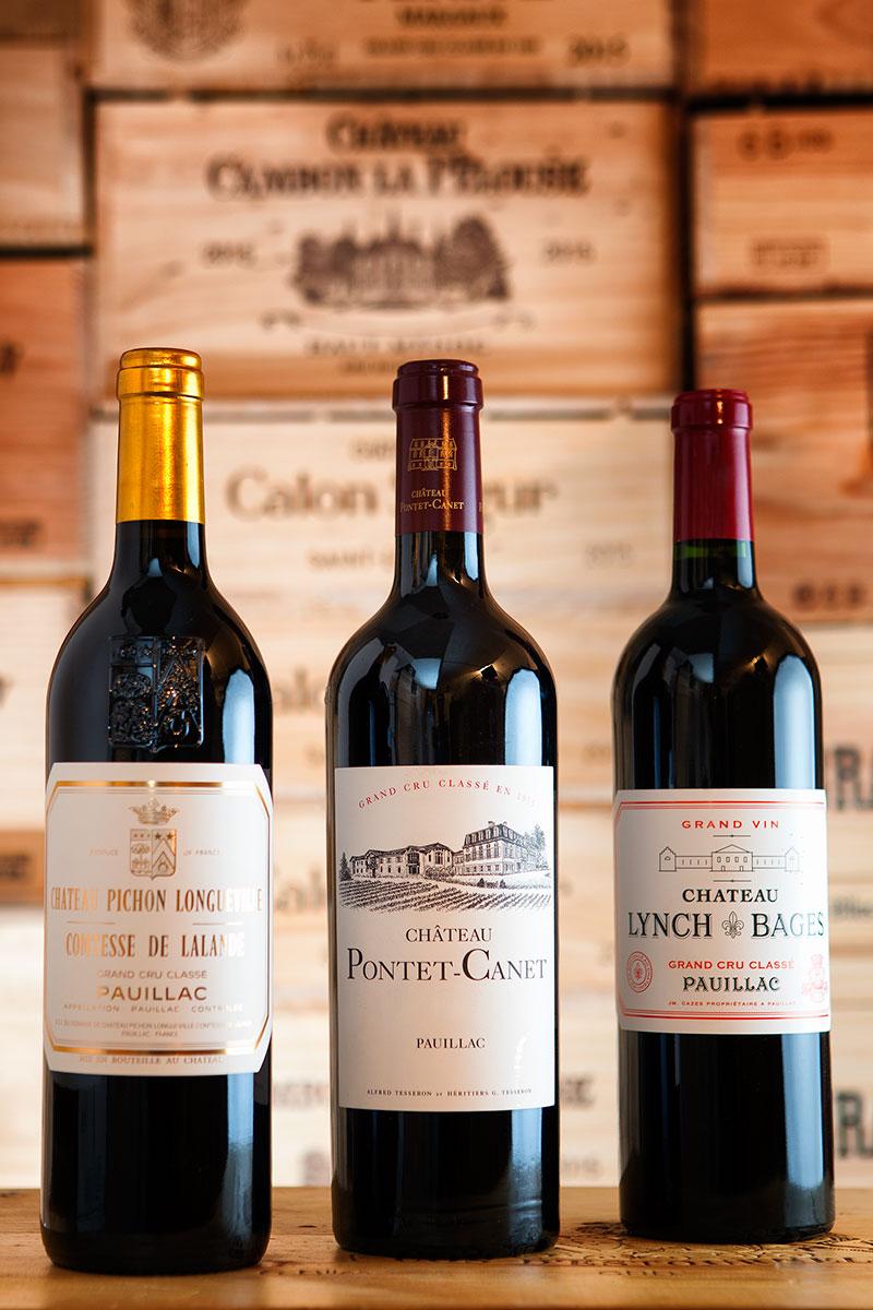 Bordeaux - Pauillac